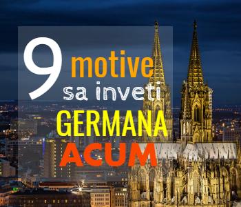 Invata germana acum – 9 motive