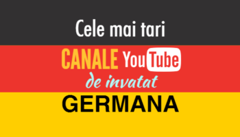 Germana pentru incepatori Canale youtube