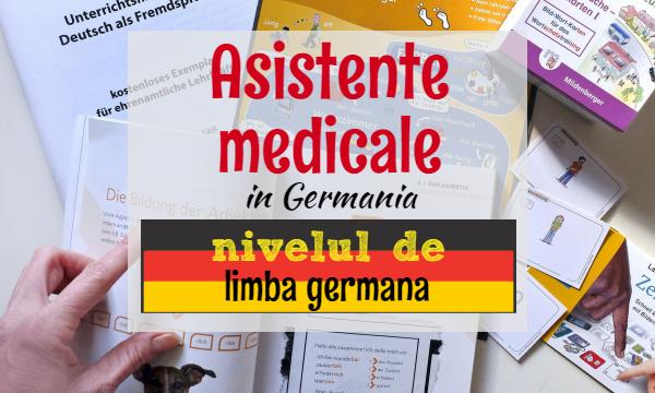 Asistente medicale in Germania – nivelul de limba germana