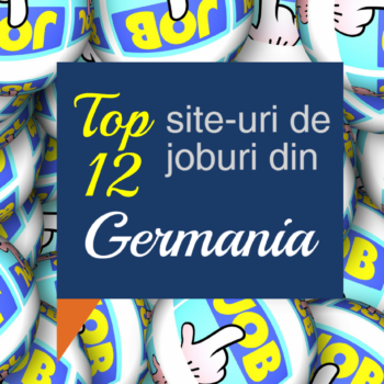 Locuri de munca in Germania - Top 12 site-uri de joburi din Germania