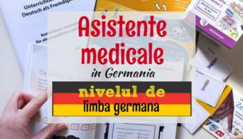 Asistente medicale in Germania - nivelul de limba germana