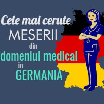 Domeniul medical in Germania – Asistente medicale in Germania