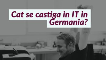 Salarii IT Germania